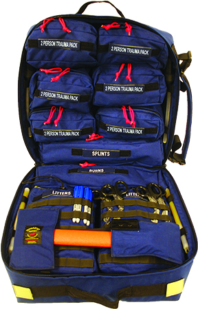 TACOPS® Mass Casualty Incident Response Kit