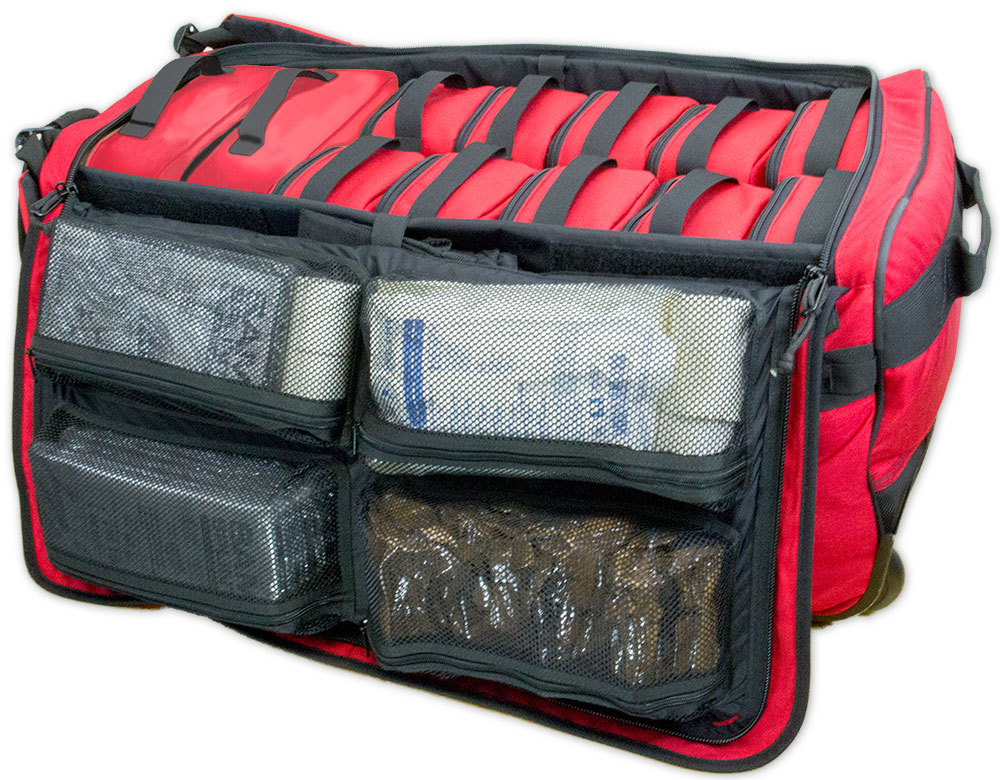 TACOPS® Rolling Mass Casualty Kit