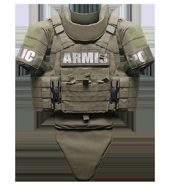 ARMIS Tactical Ballistic Vest
