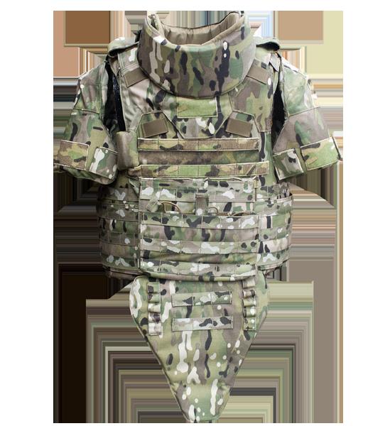 Releasable Modular Vest GEN II (RMV II)