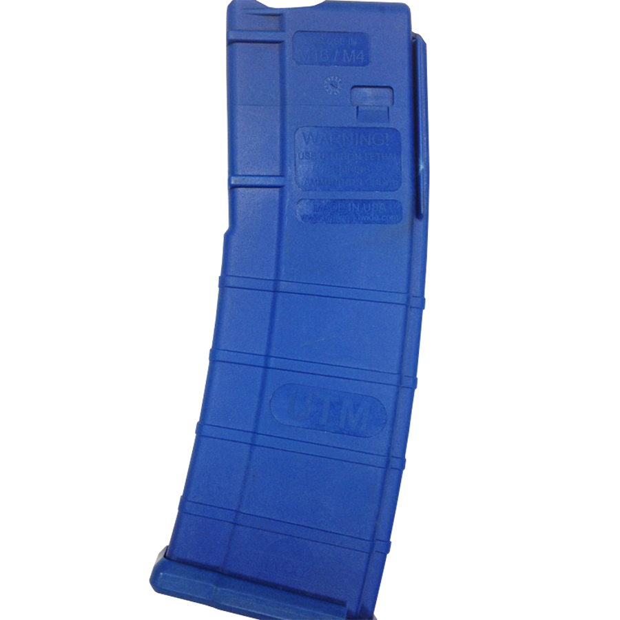 Blue Safety Magazine – M16/M4/AR15 Series