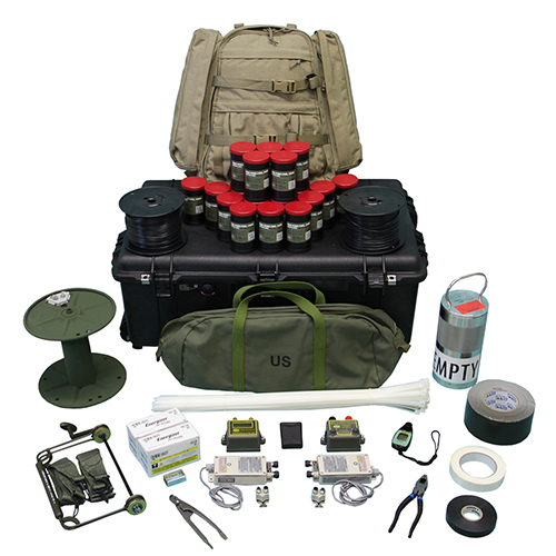 EOD Disposal Kit