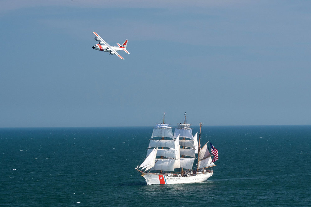 U.S Coast Guard photo by Auxiliarist David Las via Flickr.