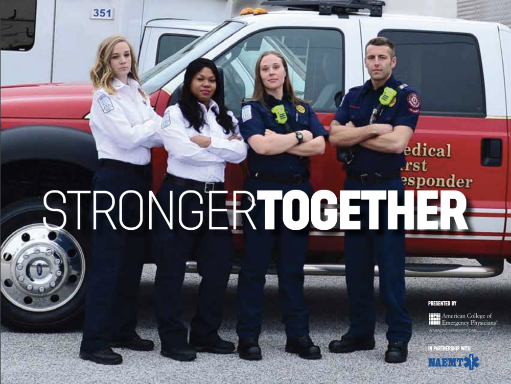 "Photo from  www.acep.org  // EMS Strong: ""Strong Together"" Planning Guide"