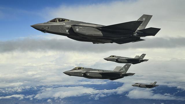 U.S. Air Force photo/R. Nial Bradshaw via  Flickr.