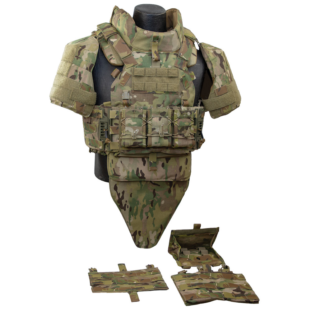 Tactical Operators Body Armor Kit