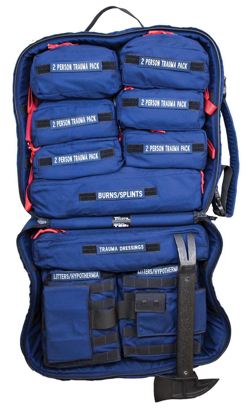 Mass Casualty Incident Response Kit