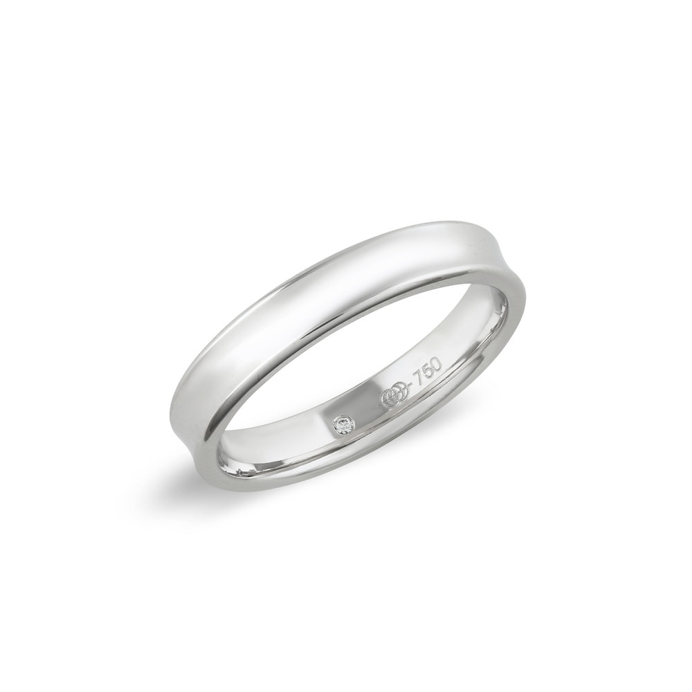 Empire – 18K White Gold