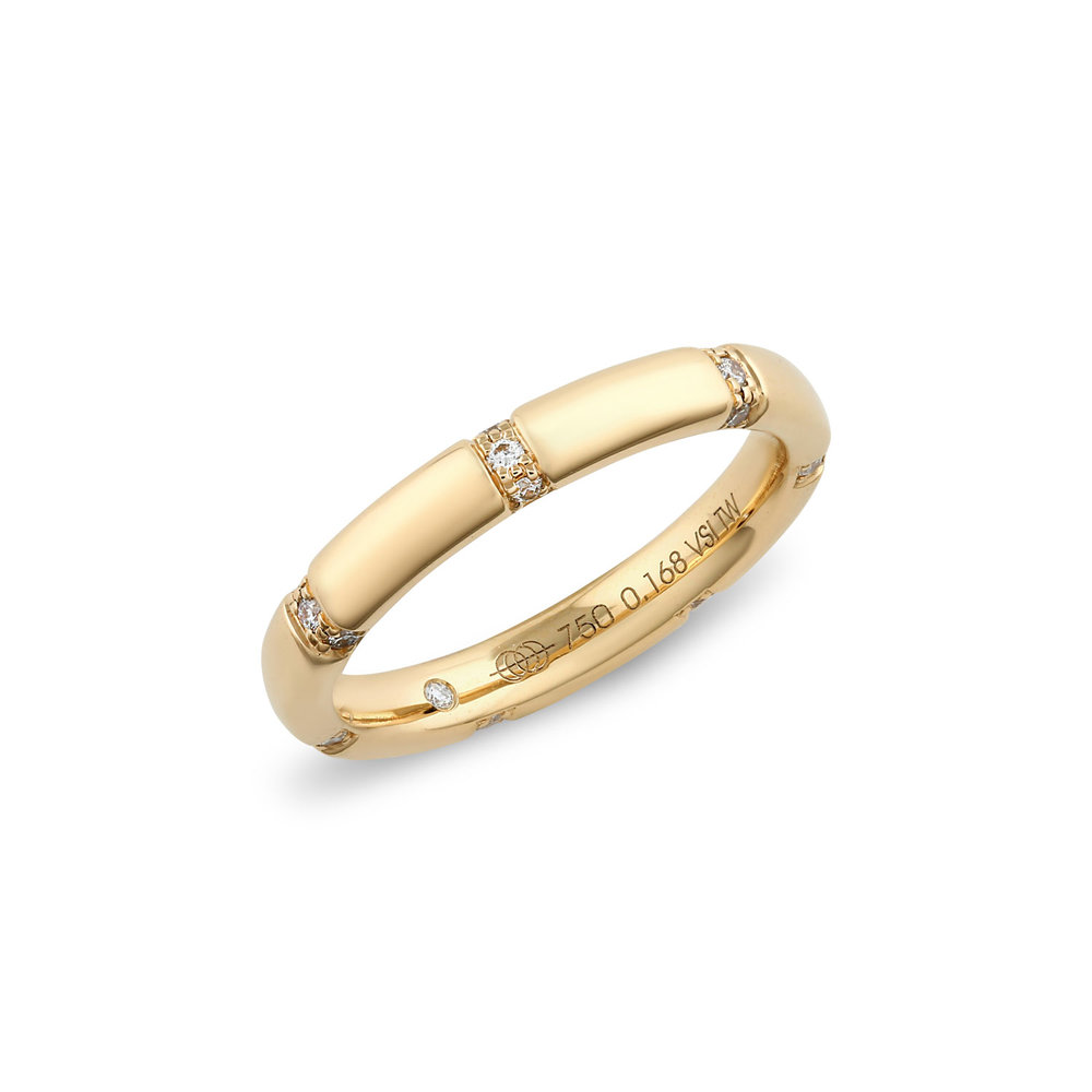 Chelsea in 18K Yellow Gold