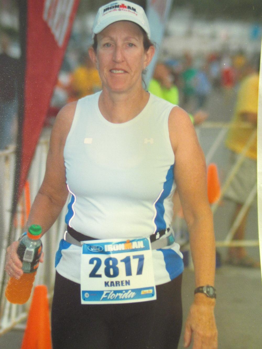 Ironman Panama, 2009