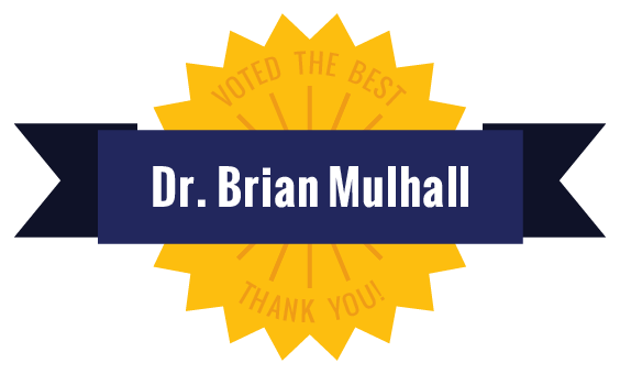 Dr. Brian Mulhall voted Best Sports Medicine Doctor 2016