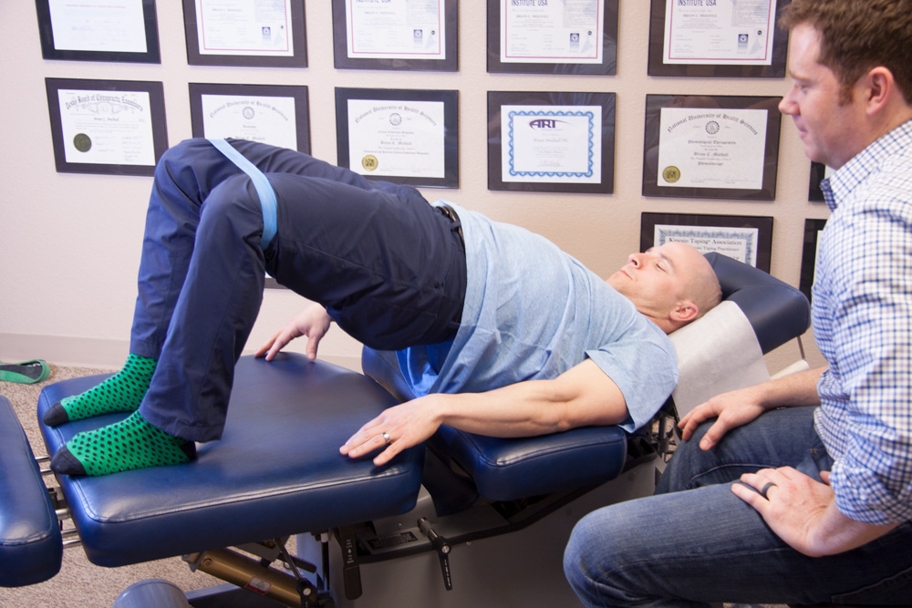 Active Spine & Sport Therapy uses targeted exercises to restore balance and range of motion.