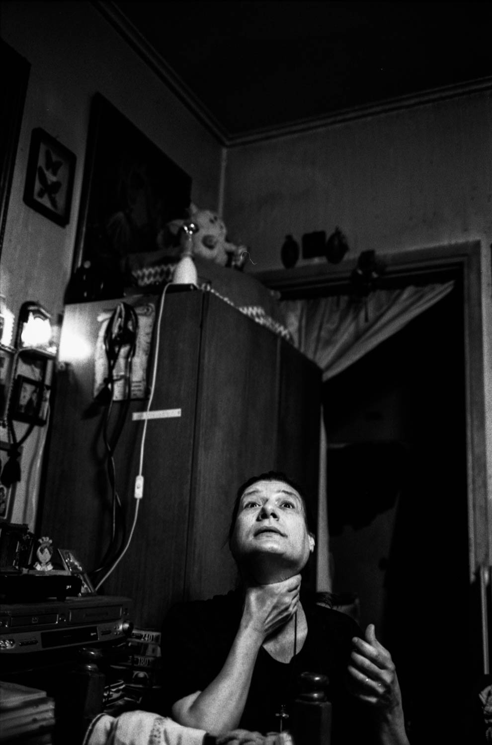 Helena Dritsa is a single mother of two. her son Costas, 18 years old is affected by brain malfunction from birth and is in special need for expensive medications they cannot longer afford.  Polina 23, the elder of Helena's children has lost her job and she suffered isolation from her peers. They are alone, living in a studio flat in the semi-basement of an anomious building in North Athens. Helena fears for the worst.