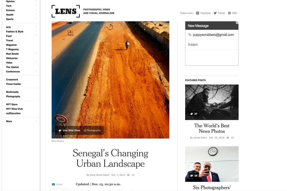 lens blog ERTD