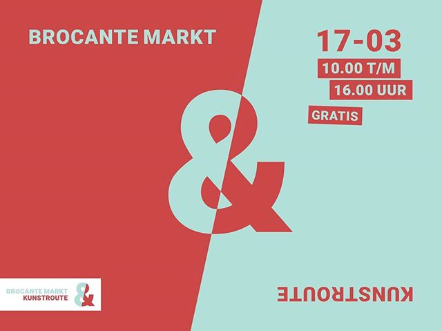 BROCANTE / KUNST - it's all there!