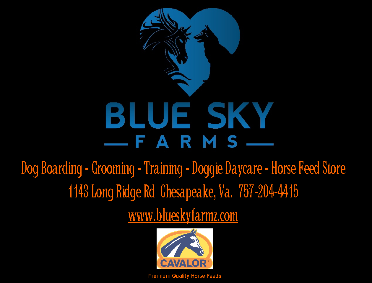 Blue Sky Farms