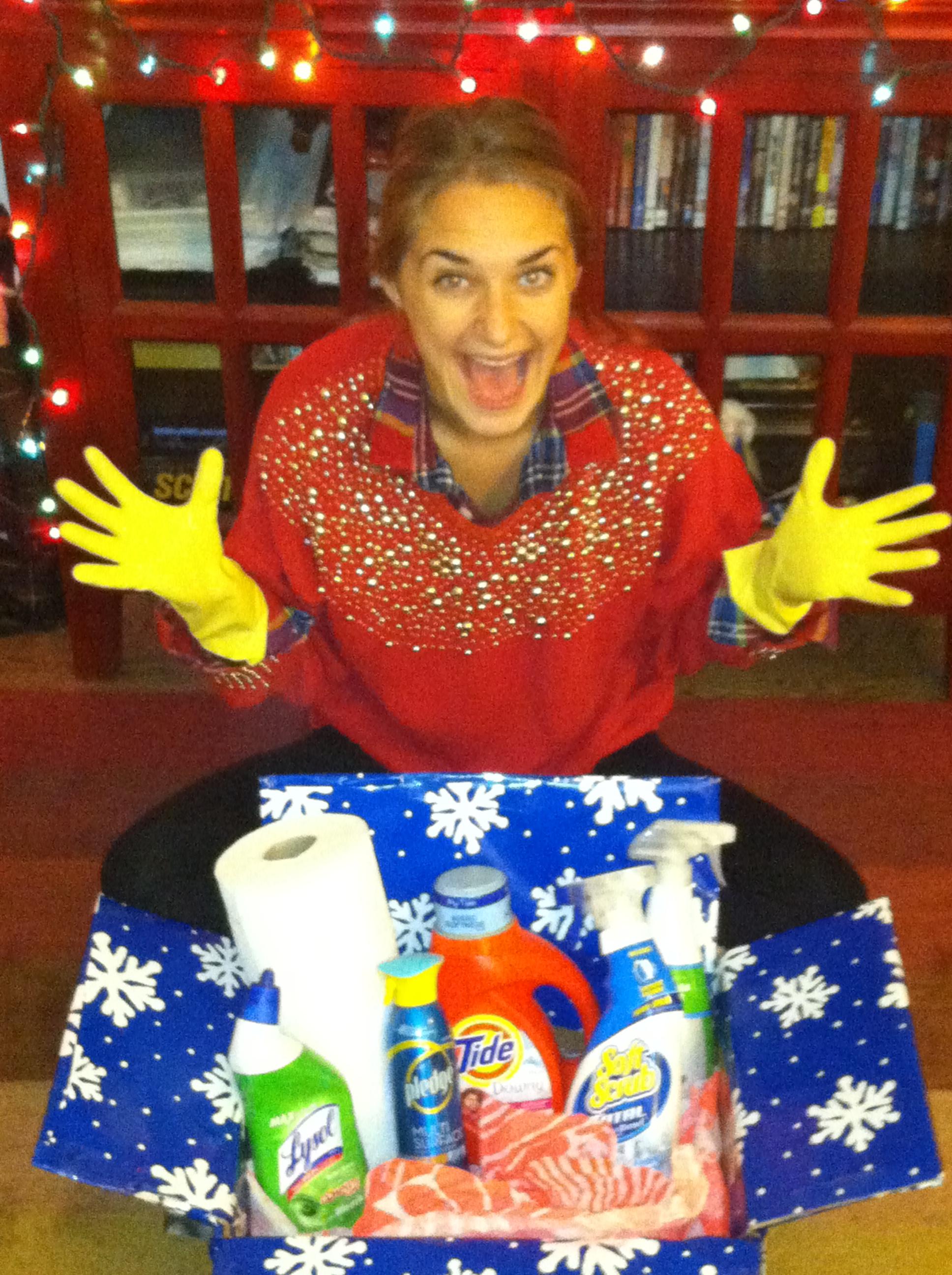 Happy Holidays from Tidy Tova!