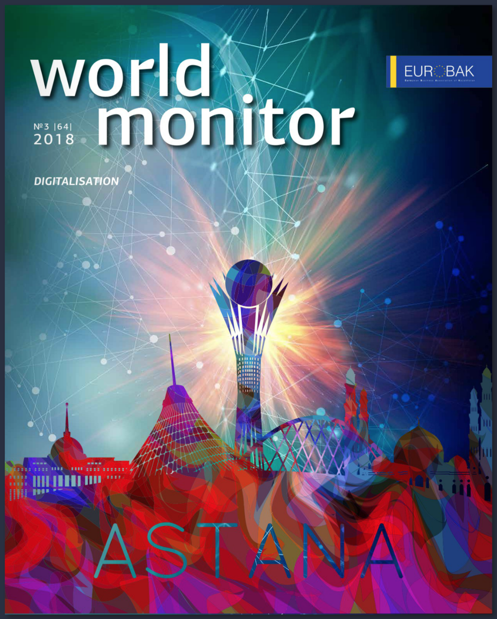 WORLD MONITOR by EUROBAK