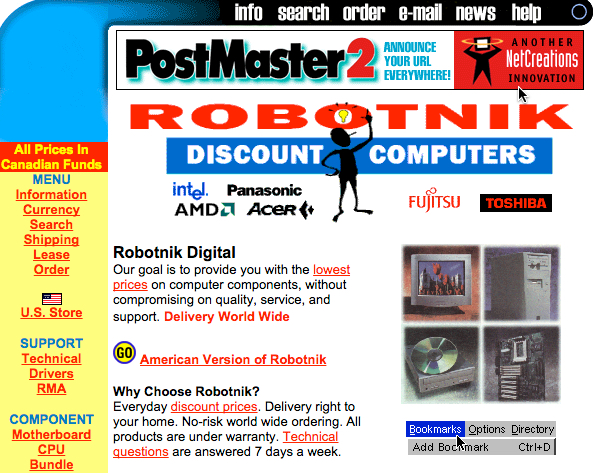 Robotnik 1998