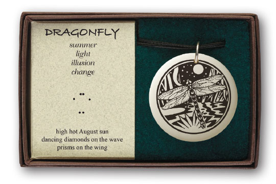 Dragonfly Pathfinders Animal Jewelry