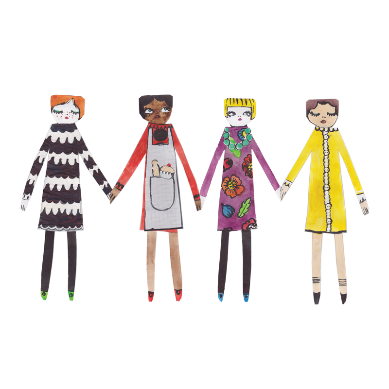The Paperdolls - Handmade Market | BLOG