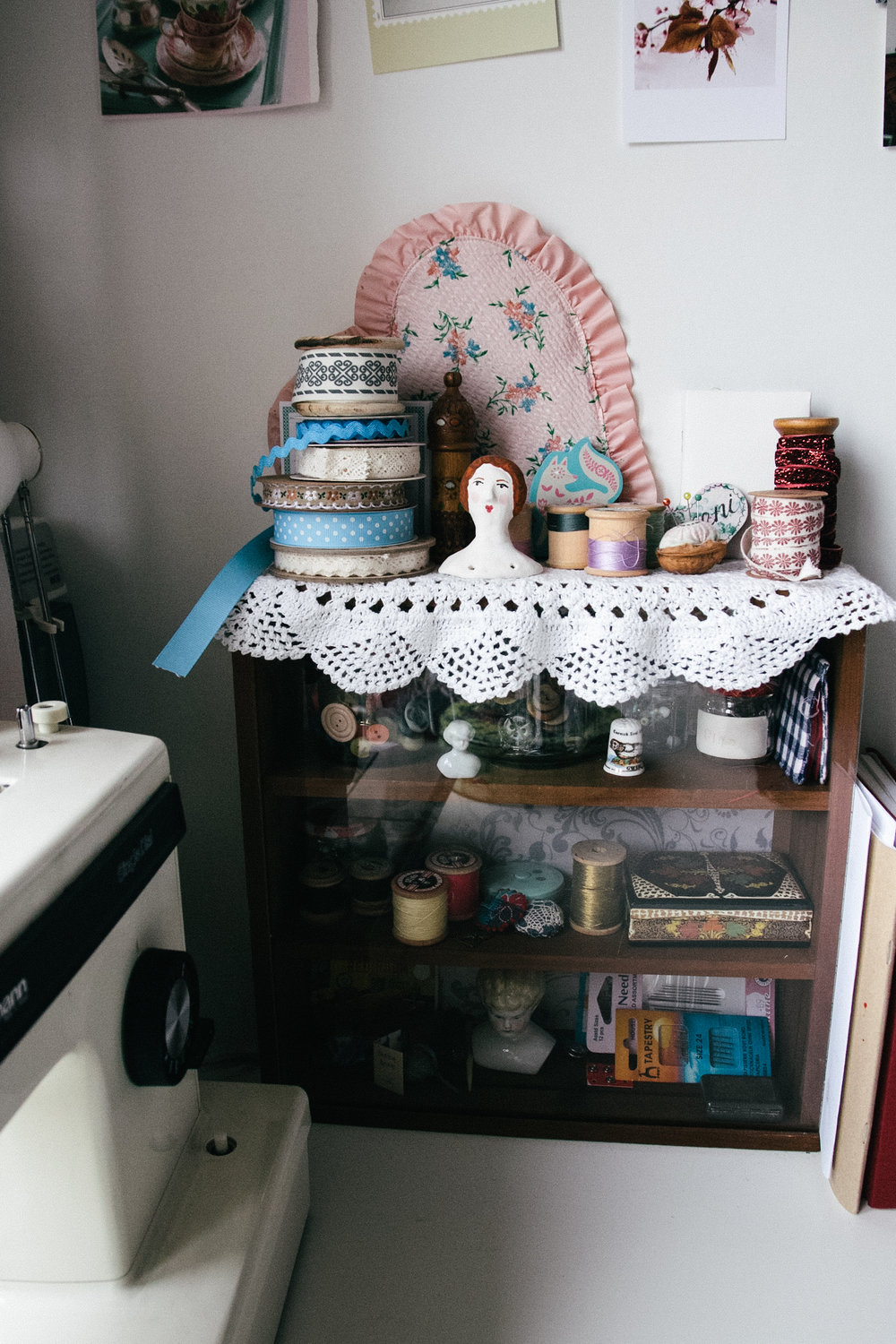 Madeline Norris - Studio tour | The Paperdolls