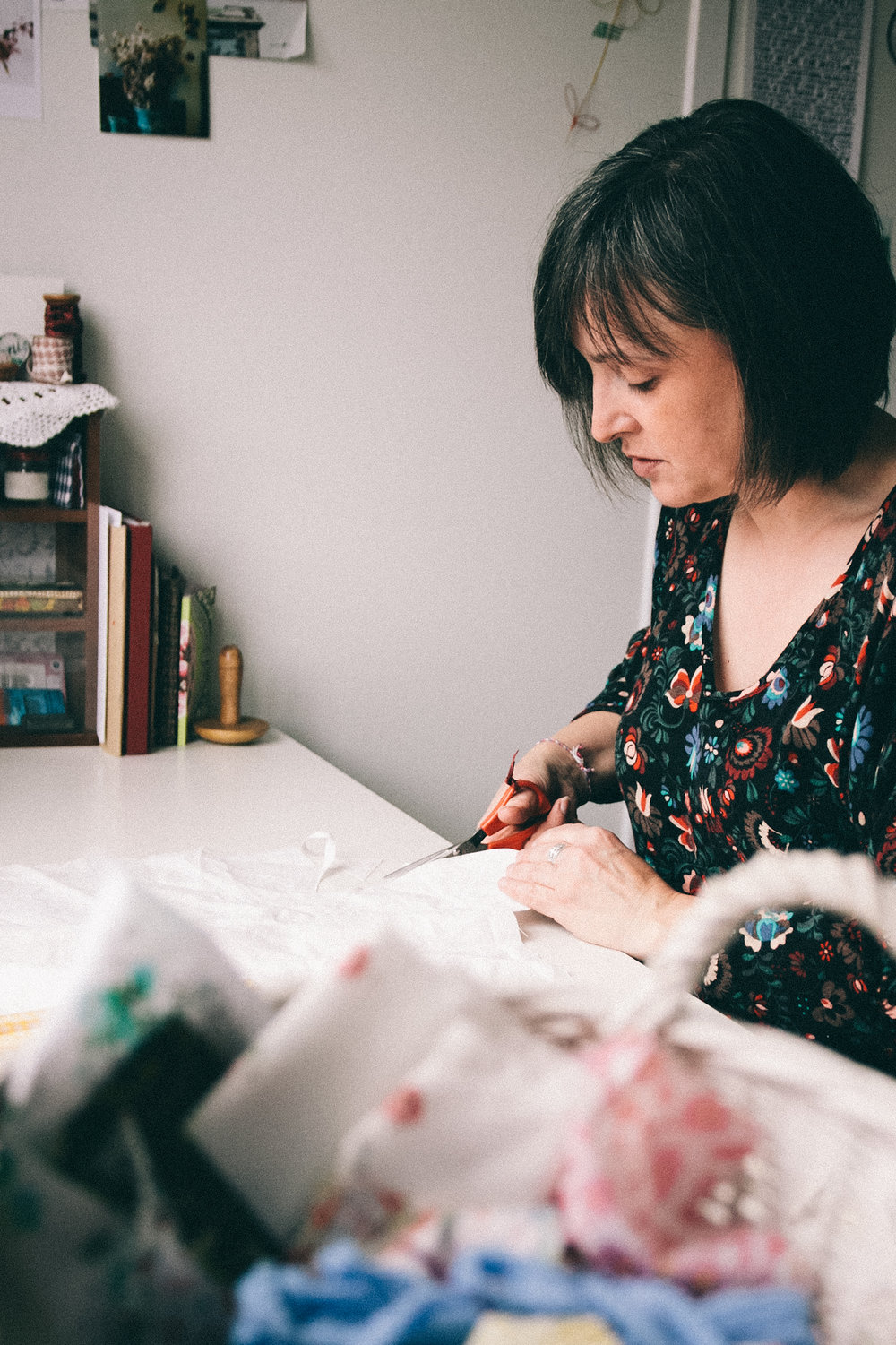 Madeline Norris, studio tour | The Paperdolls