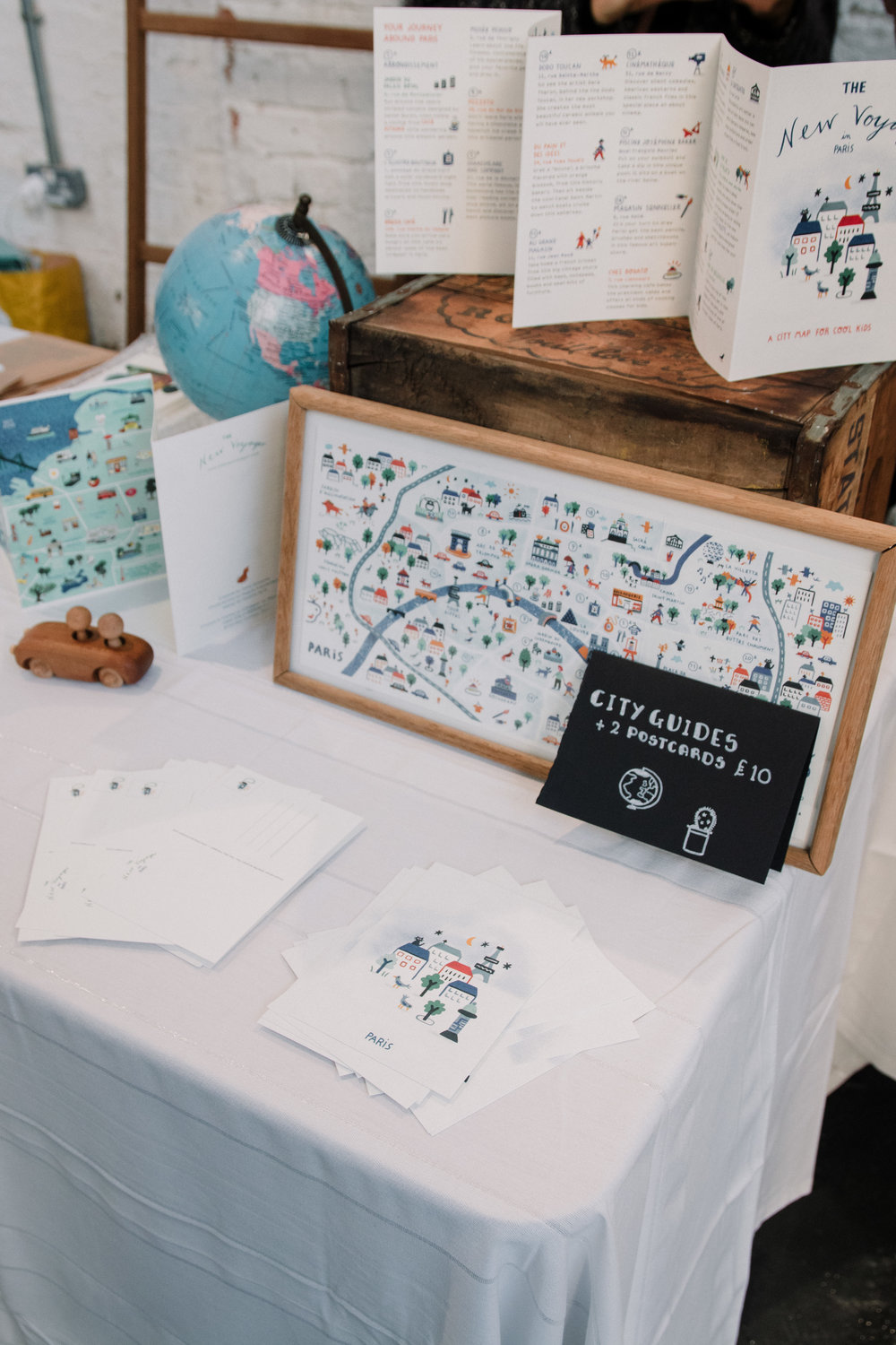 The Paperdolls Christmas Market 2018
