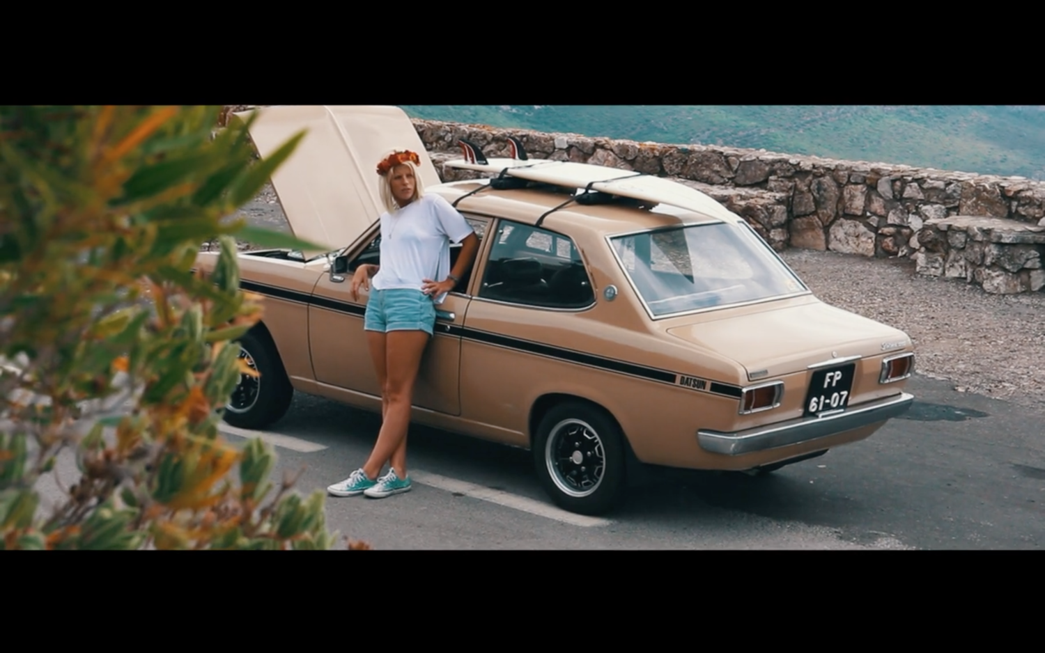 This Video Will Make You Want A Vintage Bmw 2002 Tii Adelahaye