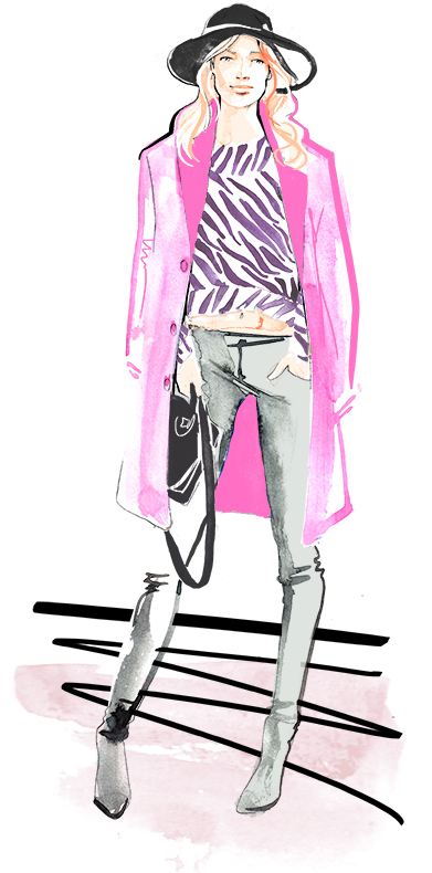 willa gebbie fashion illustration