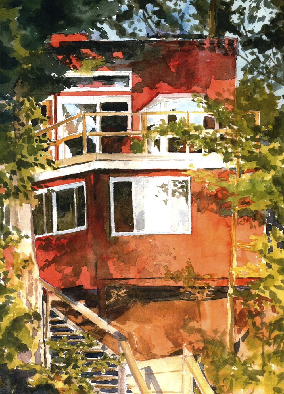 Wisconsin Cottage