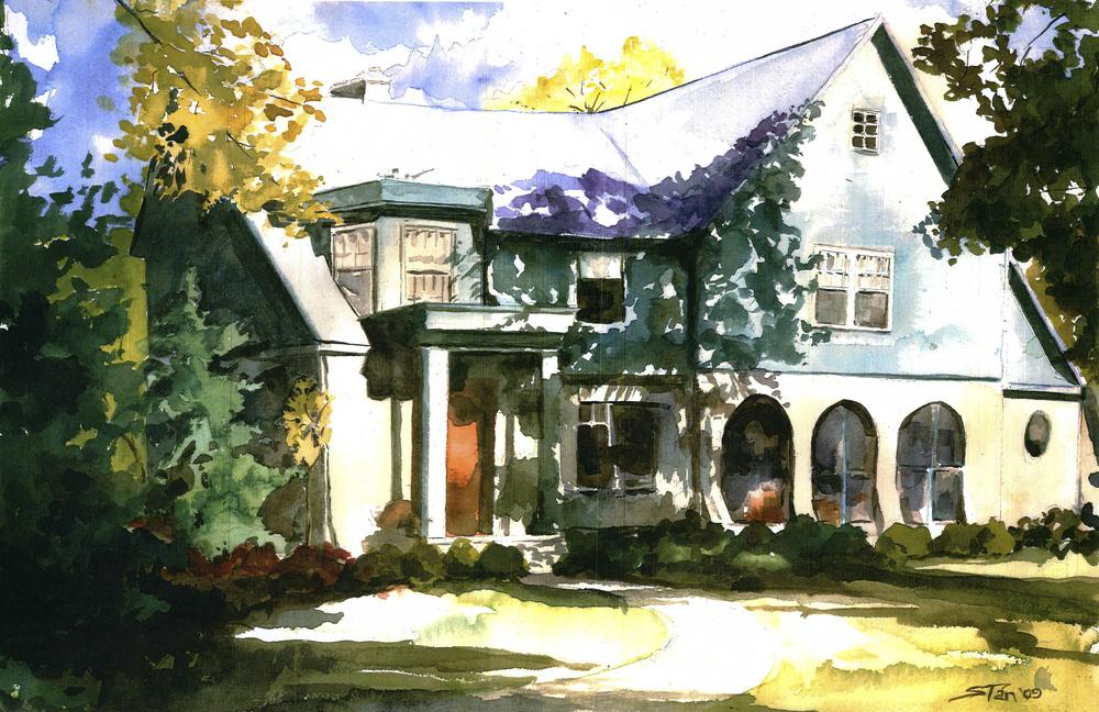 Upper Arlington Residence