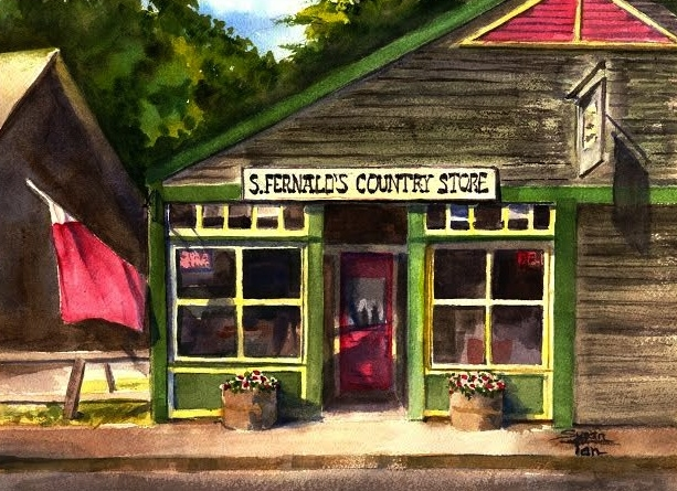 THE MAINE COUNTRY STORE