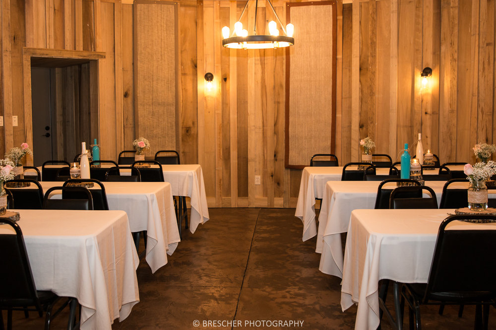 Wedding Reception Overflow Seating