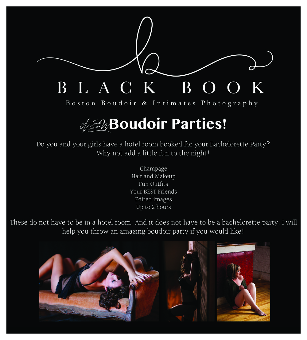 Boston Boudoir Party