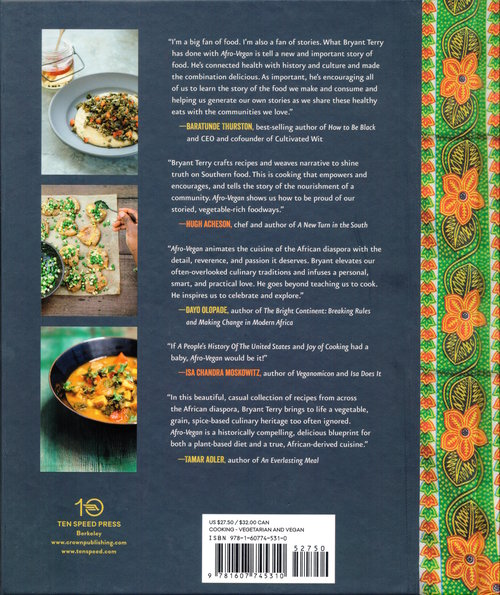 Corbin hill food project afro vegan cookbook afro vegan cookbook forumfinder Image collections