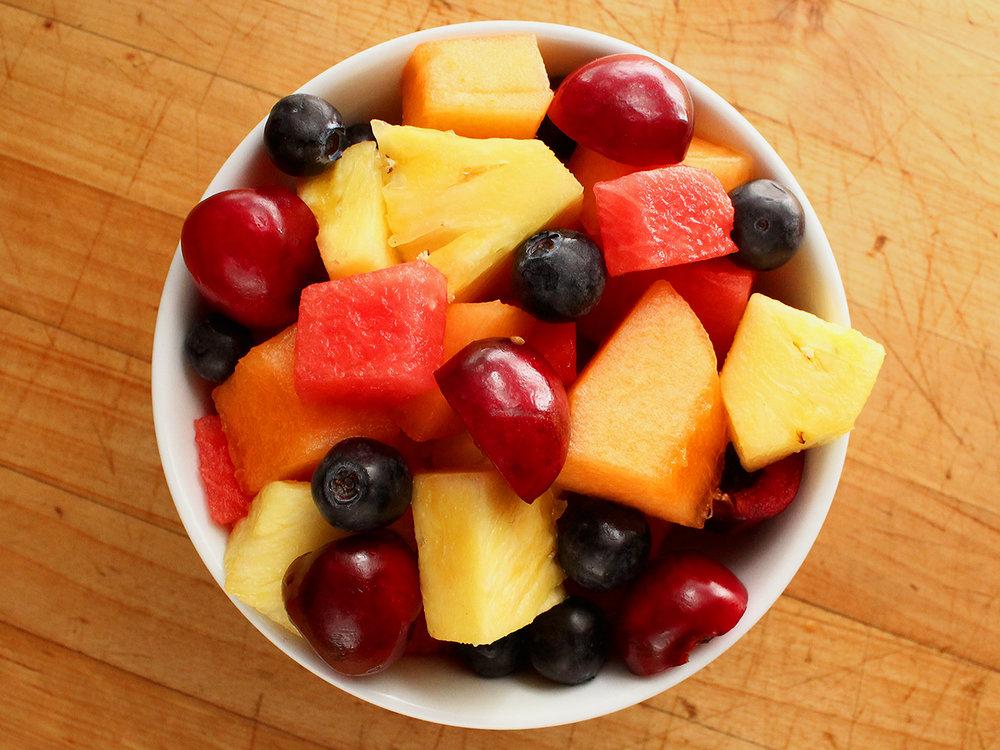 grape fruit salad