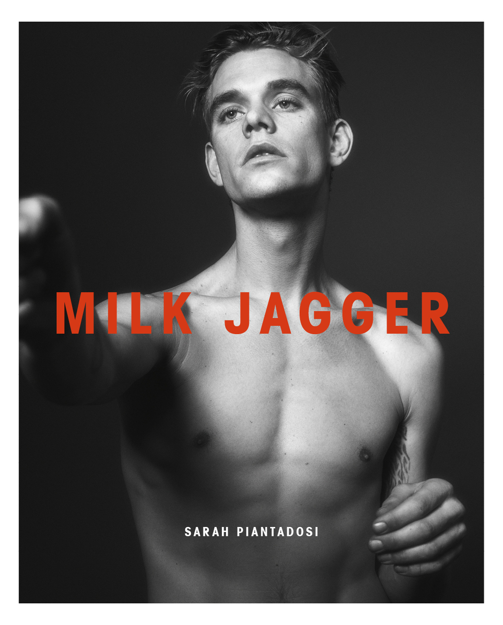 Milk Jagger zine  Limited Edition of 100  Sold out