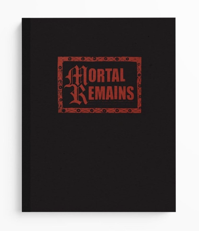 Mortal Remains  Sold at Claire de Rouen Books