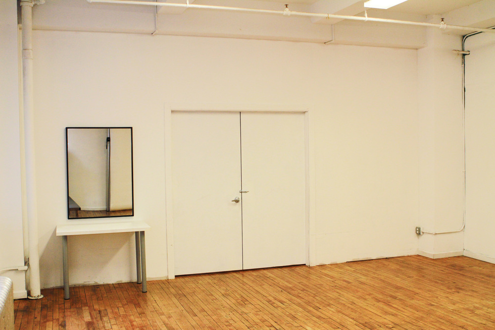 Photography studio in Manhattan, NYC