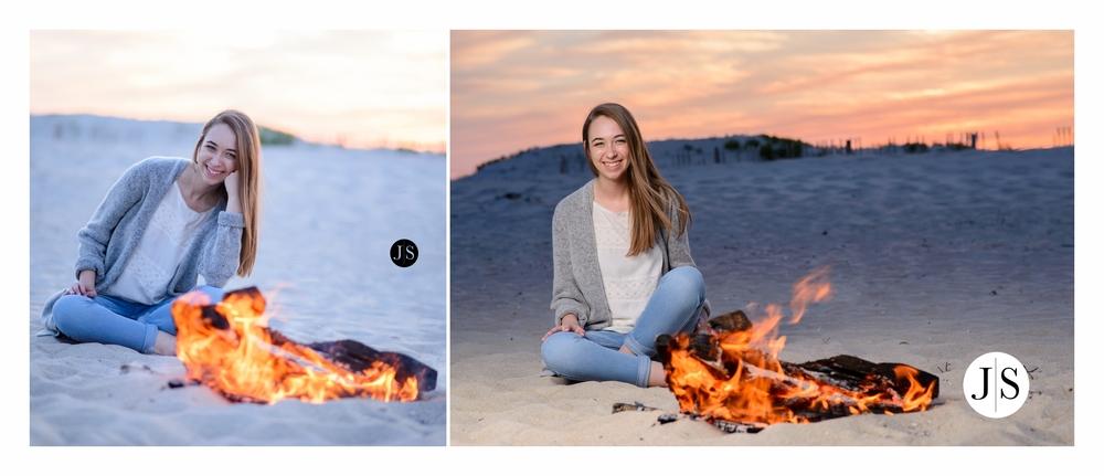 senior-portraits-assateague-maryland-beach-music-bonfire-photo 11.jpg