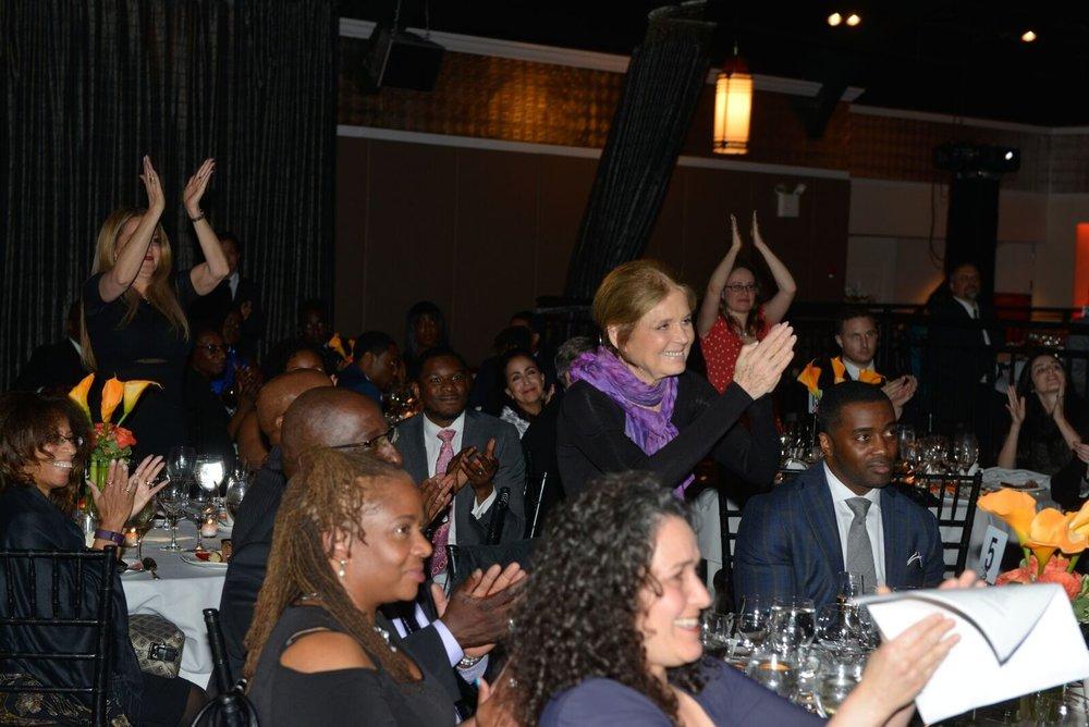 Audience Clapping, Gloria Steinem.jpg