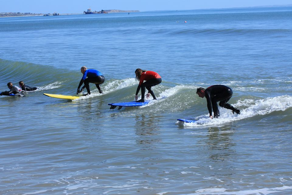 Shaka Surf party wave