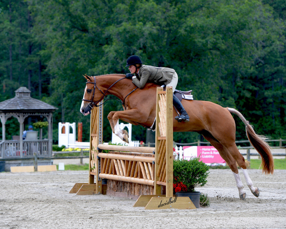 The Deep Run Horse Show   Celebrating 80 Years!    Find Out About Our History