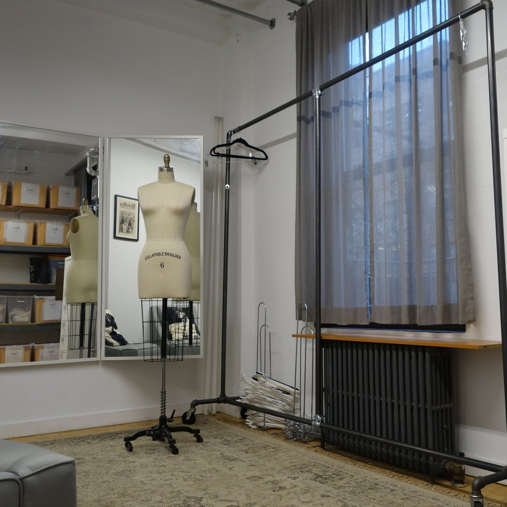 Fitting Room Rental