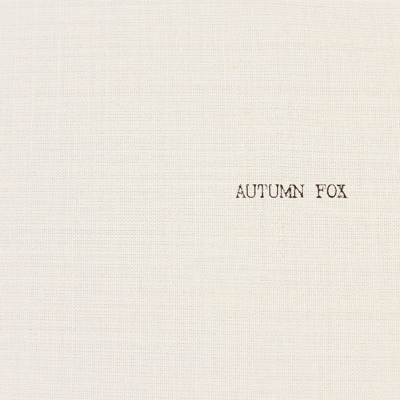 Autumn Fox  Autumn Fox Singer Songwriter Produced & Engineered