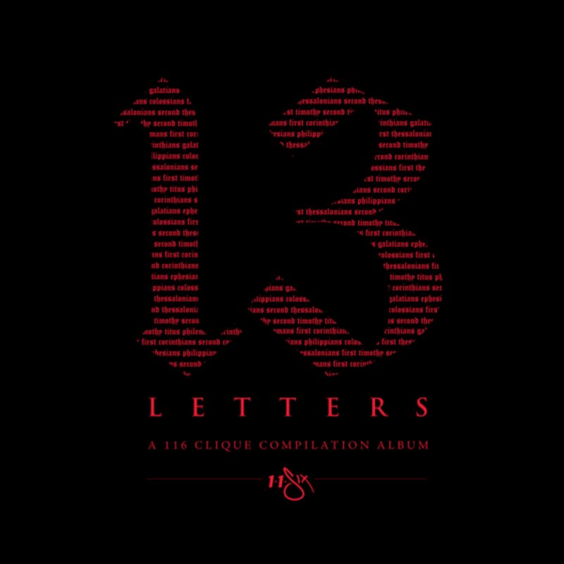 116 (feat Lecrae)  13 Letters Hip Hop Assistent Engineer