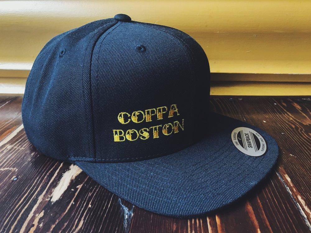 $25 Coppa Snapbacks
