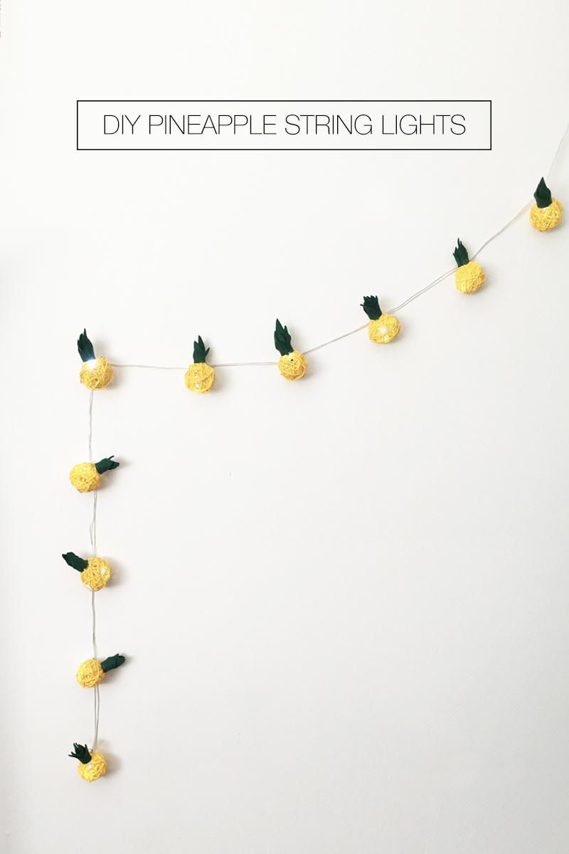 diy-pineapple-string-lights-drawntodiy-01