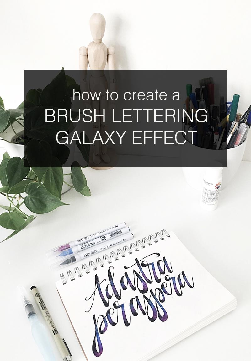 brush-lettering-galaxy-effect-drawntodiy-01